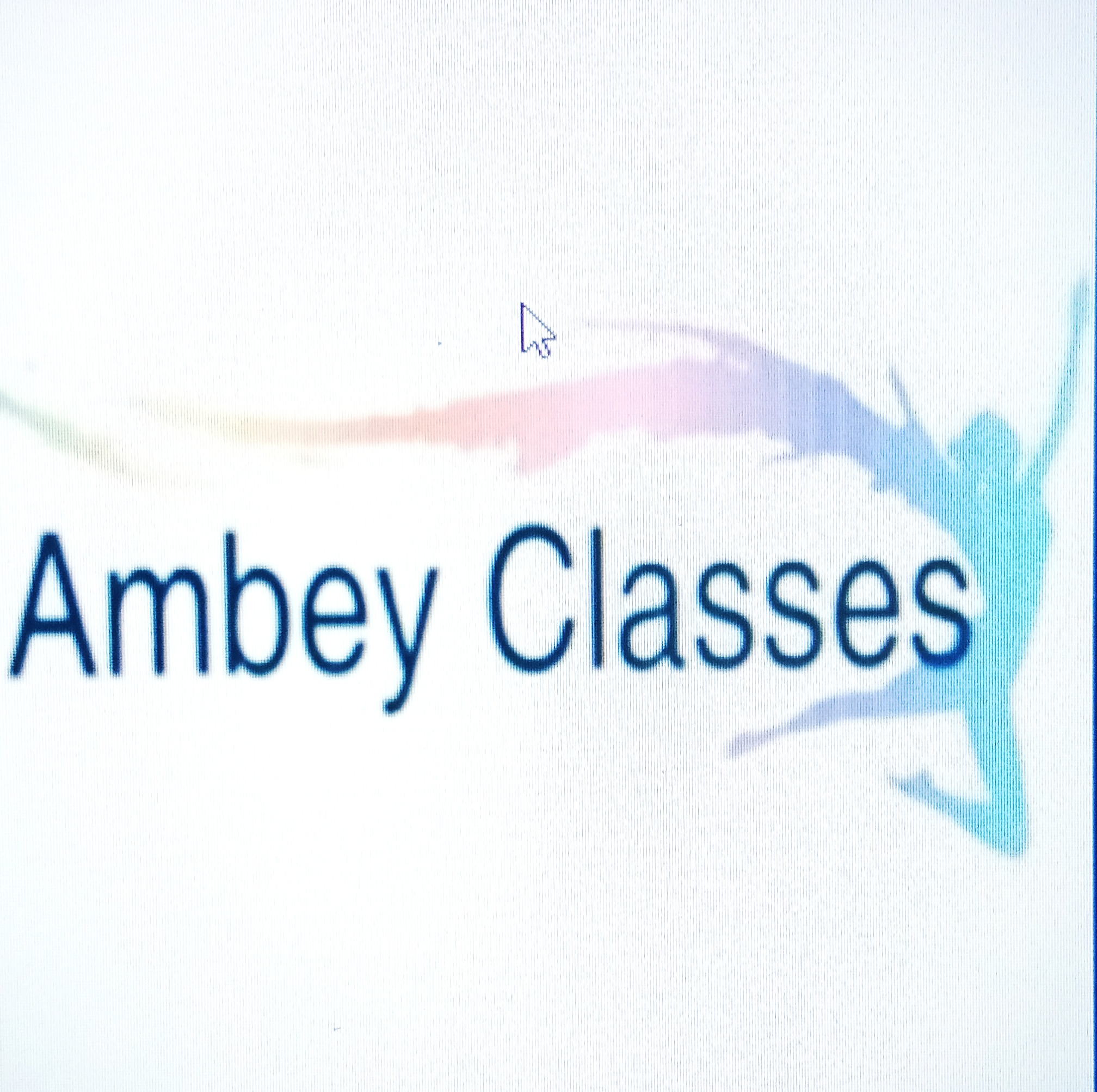 Logo of Ambey Classes in Kota