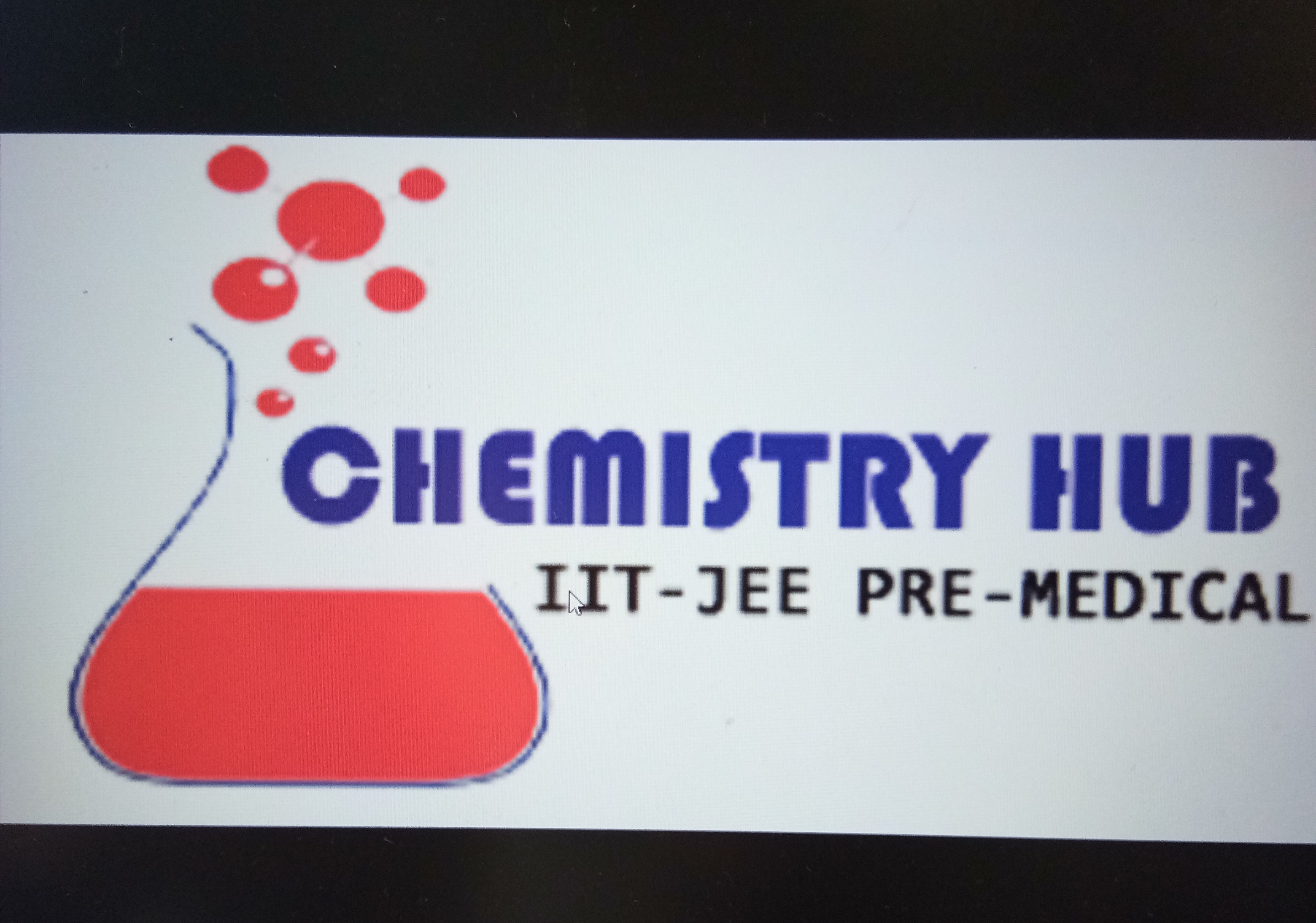Logo of Chemistry Hub in Kota
