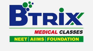 Logo of Btrix Medical Classes in Kota