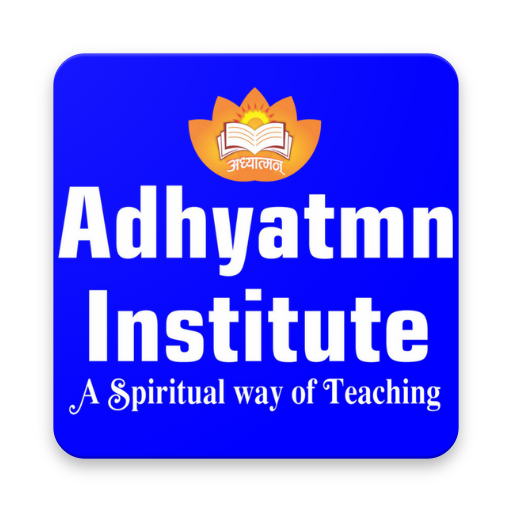 Logo of  Adhyatmn Institute in Kota