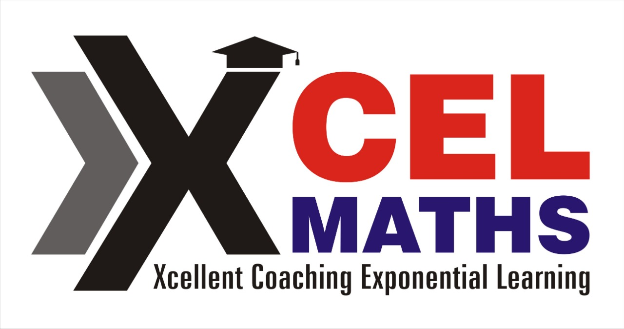 Logo of XCEL Maths in Kota